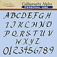 Calligraphy Alpha