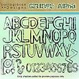 Grunge Alpha - Personal Use