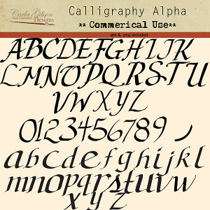 Cgibsoncalligraphyalphacomm600